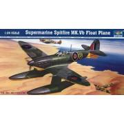 Trumpeter 02404 - Modello Supermarine Spitfire Mk. Vb idrovolante
