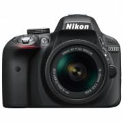 Nikon D3300 Kit AF-P 18-55mm DX , Negru