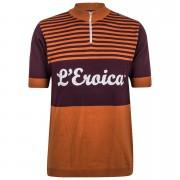 Santini L'Eroica Gaiole 2015 Event Series Short Sleeve Jersey - Orange - M