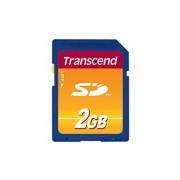 Memoria Flash Transcend, 2GB SD MLC