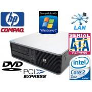 Calculator HP7900 Procesor Intel Core2Duo E6550 2GB Ram Hdd 80 GB Dvd-Rw
