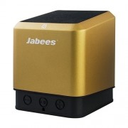 Jabees QUBIC bluetooth Stereo högtalare QUBIC.TWS-Gold