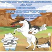 Toothache at Big Mouth Bend by Tracy Taylor