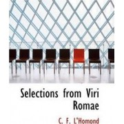 Selections from Viri Romae by C F L'Homond