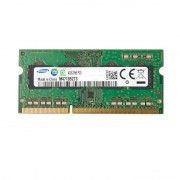 4Go RAM PC Portable SODIMM Samsung M471B5173DB0-YK0 PC3-12800S 1600MHz DDR3