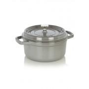 Staub Staub-Ronde Cocotte 22 cm - gr
