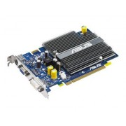 ASUS EN7600GS SILENT/HTD - Adaptateur graphique - GF 7600 GS - PCI Express x16 - 512 Mo DDR II - Digital Visual Interface - sortie TVHD