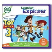 NEW Leapster Explorer - Toy Story (Toys) by LeapFrog Enterprises