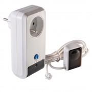 Prise télécommandée Smart Power Swich avec 2 récepteurs IR - Orno