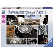 Route 66 A Mythical Road, 1000 Piece Jigsaw Puzzle Made By Ravensburger