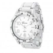 J. Goodin Metal Fashion Wrist Watch Silver TW-20261