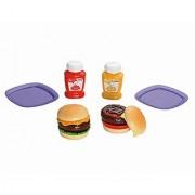 Servin' Surprises Cook 'n Serve Kitchen: Hamburger Set