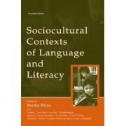 Sociocultural Contexts of Language and Literacy by Bertha Paerez