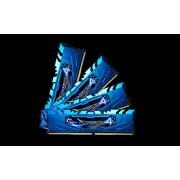 G-Skill Ripjaws 4 F4 - 2666 C16Q-16GRB 16 GB (4 x 4 GB) DDR4 2666 MHz non-ECC i moduli di memoria con dissipatore di calore, colore: blu