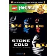 Lego Ninjago #7: Stone Cold by Greg Farshtey