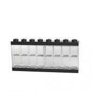 Lego Minifigure Display Case Large - Black