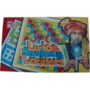 United Toys Ludo Snakes Ladders - Deluxe Board Game