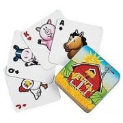 Fun Express 13658515 Paper Farm Animal Playing Cards - 12 Decks