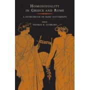 Homosexuality in Greece and Rome by Thomas K. Hubbard