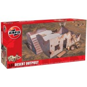 Airfix Desert Outpost Building Kit 1:32 Scale