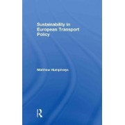 Sustainability in European Transport Policy by Matthew Humphreys