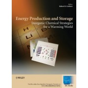 Energy Production and Storage by Robert H. Crabtree