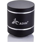 Boxa Portabila Adin Vibration Speaker MMDB1BTN, Bluetooth (Negru)
