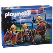 Playmobil Knights Royal Lion Knights - figuras de construcción (Playmobil, Multi, Niño)