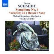 F. Schmidt - Symphony No.4/ Chaconne (0747313211876) (1 CD)