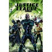 Justice League Saga N° 15 ( Janvier 2015 ) : Justice League + Justice League Of America + Flash + Green Arrow + Earth 2
