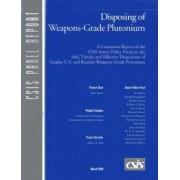 Disposing of Weapons-Grade Plutonium by John Taylor