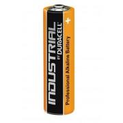 Caja 10 pilas alcalinas Duracell Industrial LR06 - AA 1.5V 2.7Ah