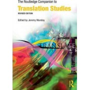 The Routledge Companion to Translation Studies by Jeremy Munday