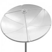 Antena Parabólica de Chapa 1,50m AVS-150 Banda C -
