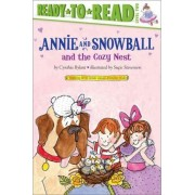 Annie and Snowball and the Cozy Nest by Cynthia Rylant