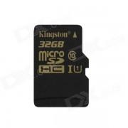 Kingston SDCA10 UHS-I Digital Micro SDXC Memory Card - Black (Class 10 / 32GB)