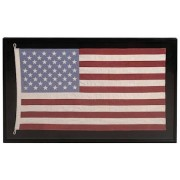 Artwood Shadowbox Stars and Stripes 1 par