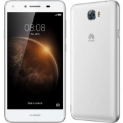 Smartphone Huawei Y6II Compact DS White, memorie 16 GB, ram 2 GB, 5 inch, android 5.1 Lollipop
