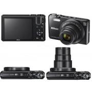 Digitalni fotoaparat crni Coolpix S7000 Nikon