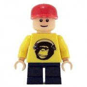 Spritle - LEGO Speed Racer Minifigure