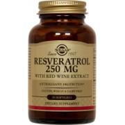 SOLGAR Resveratrol 250mg Cápsulas
