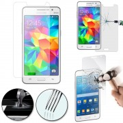 Samsung Galaxy Grand Prime Sm-G530f/ (4g) Sm-G531f/ Duos Tv Sm-G530bt/ G530fz G530y G530h G530fz/Ds: 1 Film De Protection D'écran Verre Trempé