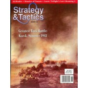 DG: Strategy & Tactics Magazine #225, with Twilight's Last Gleaming, Battles of the War of 1812 volume 2,Board Game by DG Decison Games