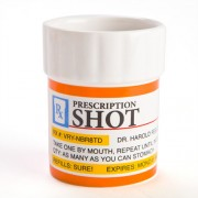"""Prescription Shot Glasses - Set of 3"""
