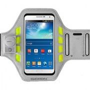 LED Sports Running Jogging Gym Armband + KEY Holder + Earphone Hole for 5.3 Smartphone Apple iPhone 6 / 5 / 5S / 4 Sa
