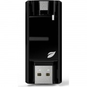Memorie USB Leef Bridge OTG 64GB USB 3.0 Black