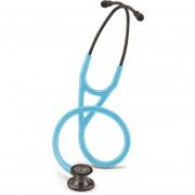 Fonendoscopio 3M™ Littmann® Cardiology IV Acabado Smoke - Turquesa