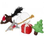 Camon Christmas Spielzeug für Katzen gemischte Figuren 1 Stück (AH922/F)
