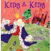 King and King by Linda de Haan