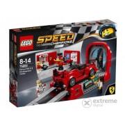 LEGO® Speed Champions Ferrari FXX K şi Centrul de dezvoltare 75882